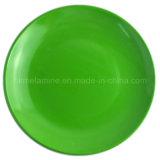 plaque de dîner colorée de la mélamine 9inch