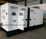 gerador Soundproof super do motor Diesel de 300kVA 400V Cummins
