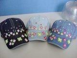 Chapeau de casquette de baseball de sports de garçons et de filles