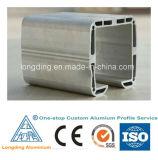 Perfis de alumínio da extrusão da estrutura de alumínio