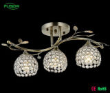 Selling caliente Modern Ceiling Lamp con Crystal
