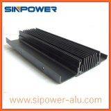 中国の製造業者シリーズ6000等級6063は6061 6063A T5 T6の放出の合金アルミニウムの側面図を描く