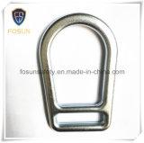 La gota del acero de aleación forjó los anillos en D del laminado del cinc