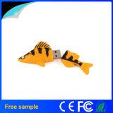 Ручка памяти привода вспышки USB конструкции Кита сформированная рыбами животная