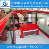 UPVC Window와 Door Profile Production Line