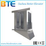 Ascenseur stable de pente de sûreté pour Moutains