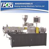Estirador plástico de /Compounding del estirador de la granulación de Tse-30 15kw 50kg/H L/D32-48/estirador del laboratorio