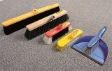 Reinigungs-Produkt-industrieller im Freienbesen-Kopf-Plastik