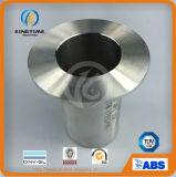 Instalaciones de tuberías de acero de calidad superior del extremo del trozo del acero inoxidable Wp316/316L (KT0321)