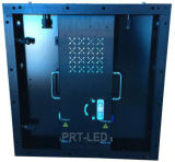 Visualización de LED de interior especializada de la fábrica con el panel de aluminio delgado (1/10 exploración 576X576m m)