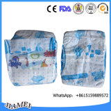 Gutes Absorption Tuch-Like Baby Diapers in Cheap Price