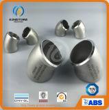 45D encaixes da solda de extremidade do aço inoxidável do cotovelo Wp316/316L com Ce (KT0225)