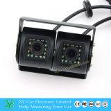 Télévision en circuit fermé duelle imperméable à l'eau de bus d'Universual de lentille de vision nocturne renversant l'appareil-photo Xy-1203