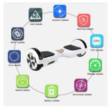 Bluetooth/Remote ControlのセリウムRoHS /FCC Mini Colorful 6.5 Inch Electric Unicycle Scooter 36V/4.4ah/500W Two Wheel Smart Balance Elec Scooter Speed 18km/H