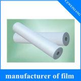 高品質のアルミニウムプロフィールおよびWindowsのプロフィールのための柔らかいPEのゆとりの保護フィルム