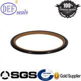 Le cuivre de PTFE Rod scelle porter des joints de /Stepped d'usine
