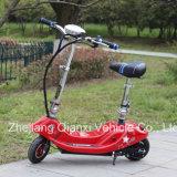 Precio más bajo dos ruedas Scooters eléctricos min con la batería de litio y sin escobillas de Moter