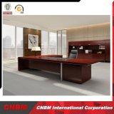 Mesa de escritório moderna da saliência grande da tabela do escritório executivo de mobília de escritório