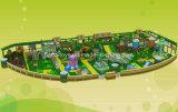 Dschungel-Thema-neueste Auslegung scherzt weiches Spielplatz-Innengerät (A-15214)