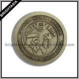 Монетка сувенира для средней школы Tanjong Katong (BYH-101141)
