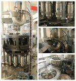 Chaîne de production remplissante mis en bouteille d'eau de source