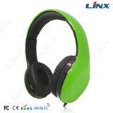 Fournisseur pliable coloré d'écouteur de mode à Shenzhen
