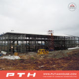 Casa prefabricada multi aprobada Apartement de la estructura de acero de la historia del CE
