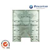Recinto electrónico de aluminio para los productos electrónicos