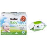 Lingettes humides pour bébé et bébé