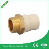 Kupplung der China-Zubehör-gute Qualitäts2 CPVC für Wasserversorgung