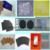 Freies ausgeglichenes Glas 51X108mm, schwarzer ausgeglichenes Glas-Preis, schwarzes ausgeglichenes Schweißens-Glaslieferant, gepanzertes Glas, schwarzer Hartglas-Hersteller