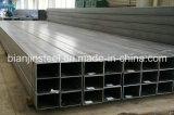 Q345 Ss500 S355jr St52 rechteckiges Stahlrohr