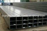 Q345 Ss500 S355jr St52の長方形鋼管