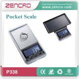 新しいデザイン高精度のスケール0.01個のX 500gデジタルの小型のスケールのバランスの宝石類の重量を量るスケール
