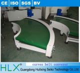 Ленточный транспортер 90 кривых степени в Hlx