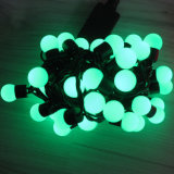Multi Kugel-Zeichenkette-Lichtweihnachtenzeichenkette-Licht der Farben-LED