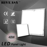 indicatore luminoso di comitato di 48W LED con il comitato del modulo brevettato LGP 90lm/W Ra>80 di PMMA