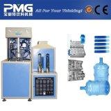 Máquina semi automática del moldeo por insuflación de aire comprimido para el barril de 5 galones