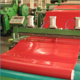 Черная циновка крена листа красного цвета SBR резиновый