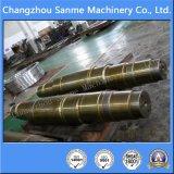 Einzelner Zylinder-zerteilt hydraulische Kegel-Zerkleinerungsmaschine Exzenterachse