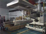 Occasion machine de production de coextrusion de film de moulage de trois couches
