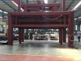 Газированная машина прессформы бетонной плиты автоклава