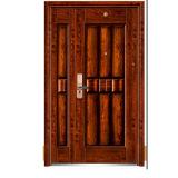 中国の錬鉄の入口の鋼鉄機密保護のドア