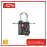 Tsa 안전 수화물 디지털 콤비네이션 자물쇠