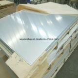 Plaque de haute résistance de feuille d'acier inoxydable de vente Heated