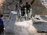 Divisore idraulico della roccia C12 per demolizione concreta