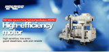 Pompe de vide sèche plus stable utilisée par semi-conducteur de vis (RSE 902)