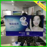 Drapeau de vinyle de câble de feuille de PVC pour la publicité