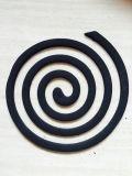 Bobina poco costosa della zanzara del nero della bobina della zanzara della fibra dell'impianto di prezzi di alta qualità