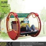 Автомобиль цветастого СИД светлого парка атракционов 2016 счастливый, тряся счастливый автомобиль